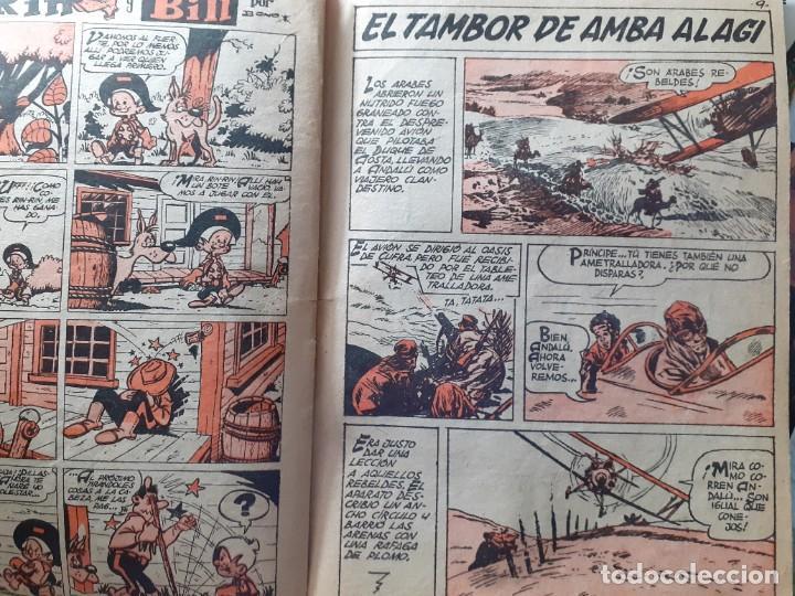 Tebeos: RIN TIN TIN- Nº 26 -ASESINO EN FUGA-1962-JAIME BLASCO-CORRECTO-MUY DIFÍCIL Y ESCASO-LEAN-4621 - Foto 7 - 257582170