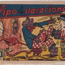 Tebeos: BIBLIOTECA ESPECIAL PARA NIÑOS: HIPO DE VACACIONES , EDITORIAL MARCO. Lote 258110280
