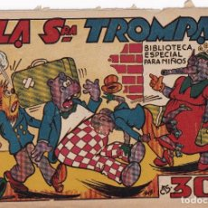 Tebeos: BIBLIOTECA ESPECIAL PARA NIÑOS: LA SRA. TROMPA , EDITORIAL MARCO. Lote 258110420