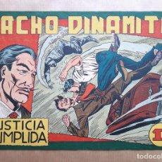 Tebeos: PACHO DINAMITA Nº 29 - JUSTICIA CUMPLIDA - MAGA. Lote 260698325