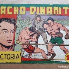 Tebeos: PACHO DINAMITA Nº 31 - VICTORIA - MAGA. Lote 260698635