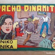 Tebeos: PACHO DINAMITA Nº 107 - NIKO Y NIKA - MAGA. Lote 260698965