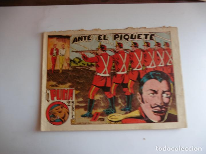 PUMA 2ª Nº 53 MARCO ORIGINAL (Tebeos y Comics - Marco - Otros)