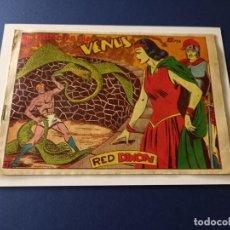 Tebeos: RED DIXON PRIMERA SERIE Nº 4 MARCO ORIGINAL- BUEN ESTADO-LEER DESCRIPCION. Lote 262458830