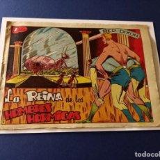 Tebeos: RED DIXON PRIMERA SERIE Nº 5 MARCO ORIGINAL- BUEN ESTADO-LEER DESCRIPCION. Lote 262458905