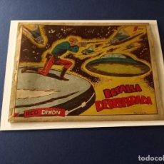 Tebeos: RED DIXON PRIMERA SERIE Nº 11 MARCO ORIGINAL- BUEN ESTADO-LEER DESCRIPCION. Lote 262459725