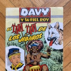 Tebeos: DAVY Y SU FIEL ROY Nº 285. Lote 262679770