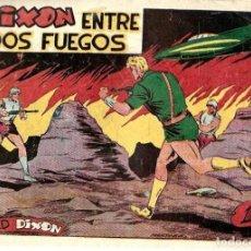 Tebeos: RED DIXON Nº 37 ORIGINAL, PRIMERA SERIE. Lote 262853795