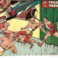 Tebeos: RED DIXON Nº 14 ORIGINAL, TERCERA SERIE. Lote 262854630