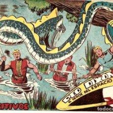 Tebeos: RED DIXON Nº 8 ORIGINAL, TERCERA SERIE. Lote 262855020