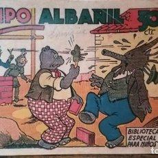 Tebeos: HIPO ALBAÑIL. BIBLIOTECA ESPECIAL PARA NIÑOS. Lote 263016760