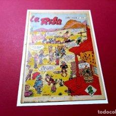 Tebeos: LA RISA Nº 218 -MARCO-1958 - NO APARECE EN TEBEOSFERA-LEER DESCRIPCION. Lote 263712660