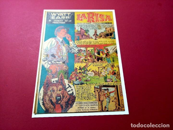 Tebeos: LA RISA Nº 224 -MARCO-1958 - CON KOKOLO Y MELENAS DE F.IBAÑEZ -LEER DESCRIPCION - Foto 2 - 263712965