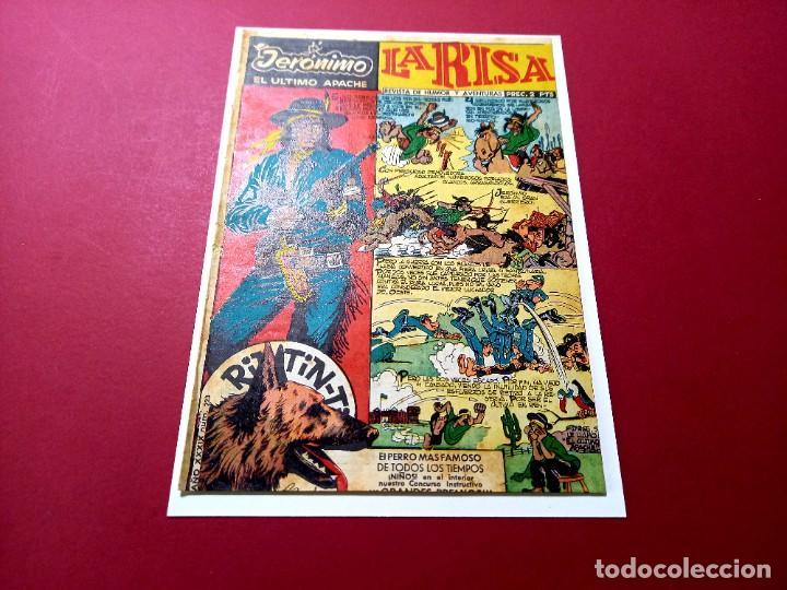 Tebeos: LA RISA Nº 223 -CON KOKOLO DE F.IBAÑEZ -LEER DESCRIPCION - Foto 2 - 264034930