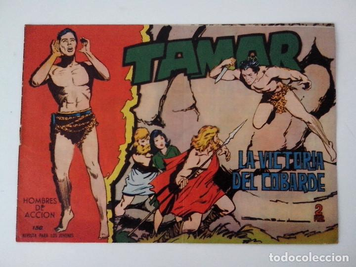 TEBEO COMIC ORIGINAL TAMAR LA VICTORIA DEL COBARDE (Tebeos y Comics - Marco - Otros)