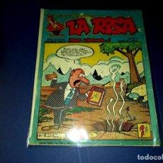 Tebeos: LA RISA Nº 165 -EDITORIAL MARCO F.IBAÑEZ-HACIENDO EL INDIO-ENTRE OTROS-MUY DIFICIL. Lote 266549748