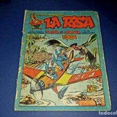 Tebeos: LA RISA Nº 165 -EDITORIAL MARCO F.IBAÑEZ-HACIENDO EL INDIO-ENTRE OTROS. Lote 266553773