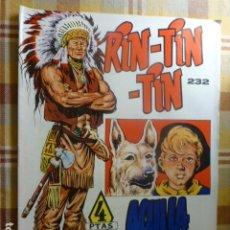 Tebeos: COMI RIN-TIN-TIN Y AGUILA BRAVA Nº 232 1965 DE MARCO. Lote 271949673
