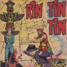 BDs: RIN TIN TIN : NUMERO 57 EN PODER DE LOS INDIOS NAVAJOS, EDITORIAL MARCO. Lote 273266363