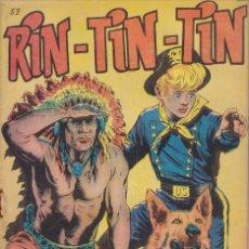 BDs: RIN TIN TIN : NUMERO 59 EL GARAÑON DE TEXAS .EDITORIAL MARCO. Lote 273300038