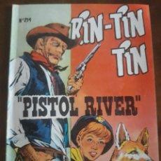 Tebeos: RIN-TIN-TIN COMIC Nº214 PISTOL RIVER. Lote 273517403