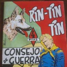 Giornalini: RIN-TIN-TIN COMIC Nº246 CONSEJO DE GUERRA. Lote 273517618
