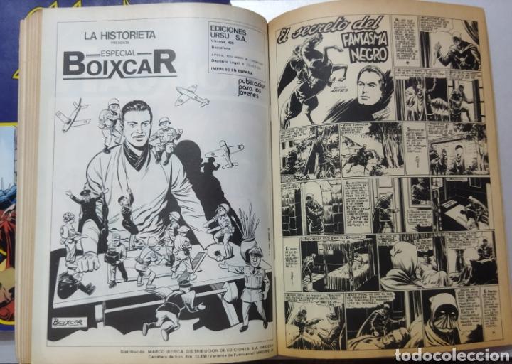 Tebeos: 2 tomos Especial BOIXCAR -Flecha Negra y el Hijo del Diablo de los mares .1980 - Foto 10 - 274941058