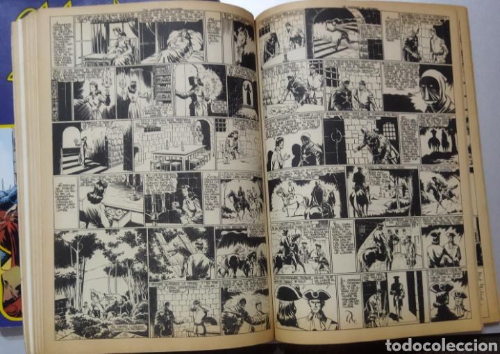 Tebeos: 2 tomos Especial BOIXCAR -Flecha Negra y el Hijo del Diablo de los mares .1980 - Foto 11 - 274941058