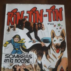 Tebeos: RIN-TIN-TIN COMIC Nº212 SOMBRAS EN LA NOCHE. Lote 276557663