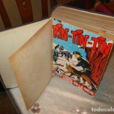 Tebeos: TOMO RIN TIN TIN 218 AL 264, 1965, OLIVÉ Y HONTORIA, BUEN ESTADO. Lote 277084058