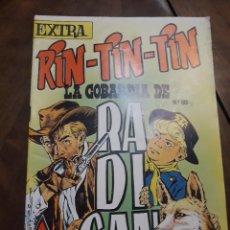 Tebeos: RIN-TIN-TIN COMIC Nº 186 EXTRA LA COBARDIA DE RADIGAN. Lote 277257148