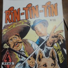 Tebeos: RIN-TIN-TIN COMIC Nº 190 BAT MASTERSON EN ACCION. Lote 277257268