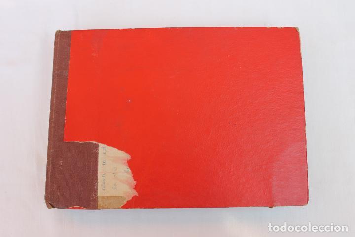 Tebeos: RED DIXON 1ª SERIE COMPLETA 70UNIDADES, ENCUADERNADOS 1954, EDITORIAL MARCO - Foto 2 - 277451483