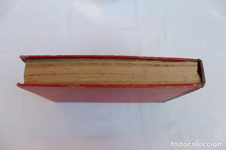 Tebeos: RED DIXON 1ª SERIE COMPLETA 70UNIDADES, ENCUADERNADOS 1954, EDITORIAL MARCO - Foto 17 - 277451483