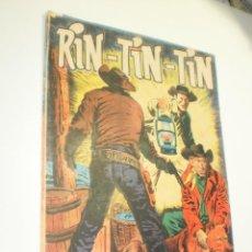 Tebeos: RIN TIN TIN Nº 58 EL AGUA DE FUEGO 1958 (ESTADO NORMAL). Lote 280615323