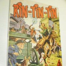 Tebeos: RIN TIN TIN Nº 148 VIVO O MUERTO 1958 (EN BUEN ESTADO). Lote 280615478