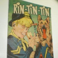Tebeos: RIN TIN TIN Nº 47 ASALTO A LA DILIGENCIA 1958 (EN ESTADO NORMAL LEER). Lote 280620693