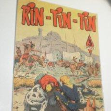Tebeos: RIN TIN TIN Nº 87 GUERRA SIN CUARTEL 1958 (EN ESTADO NORMAL LEER). Lote 280621613