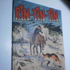 Tebeos: RIN TIN TIN Nº 179 TORMENTA 1958 (BUEN ESTADO). Lote 280622418
