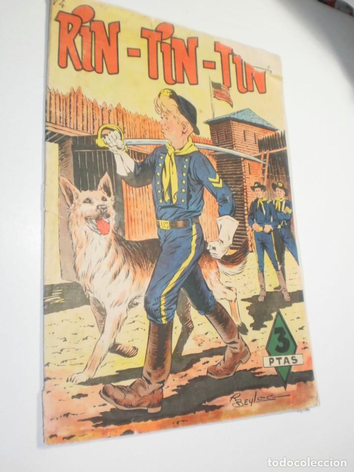 RIN TIN TIN Nº 74 EL RANCHO DEL VIEJO FLOBERRY 1958 (ALGÚN DEFECTO, LEER) (Tebeos y Comics - Marco - Rin-Tin-Tin)