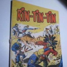Tebeos: RIN TIN TIN Nº 131 EL FIN DEL HECHICERO 1958 (BUEN ESTADO, LEER). Lote 280623643