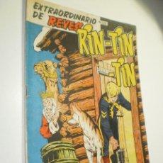 Tebeos: RIN TIN TIN EXTRAORDINARIO DE REYES Nº 128 1958 (BUEN ESTADO). Lote 280624173