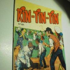 Tebeos: RIN TIN TIN Nº 189 TODOS SOMOS SERES HUMANO 1958 (MUY BUEN ESTADO). Lote 280626298