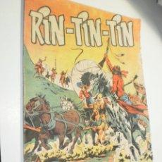 Livros de Banda Desenhada: RIN TIN TIN Nº 157 NOBLEZA APACHE 1958 (ALGÚN DEFECTO, LEER). Lote 280626773