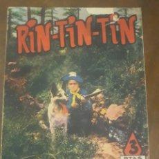 Livros de Banda Desenhada: RIN-TIN-TIN COMIC Nº100 UN PERSONAJE ESTRAFALARIO. Lote 280978303