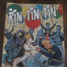 Tebeos: RIN-TIN-TIN COMIC Nº 185 EXTRA CARNAVAL - MUY RARO -. Lote 283687218