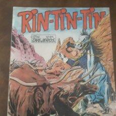 Livros de Banda Desenhada: RIN-TIN-TIN COMIC Nº 89 LOS OVEJEROS. Lote 283687583