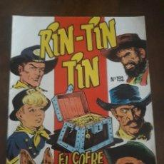 Tebeos: RIN-TIN-TIN COMIC Nº 192 EL COFRE. Lote 283687883