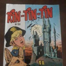 Livros de Banda Desenhada: RIN-TIN-TIN COMIC Nº 193 EL CASTILLO DE LOS FANTASMAS. Lote 283688713