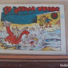 Tebeos: MARCO,-BIBLIOTECA ESPECIAL PARA NIÑOS, EN COPACABANA Y LA ULTIMA NEVADA, 35 CTS.. Lote 285606103